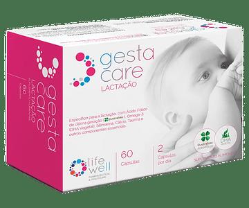 Gestacare Lactação 60 cápsulas