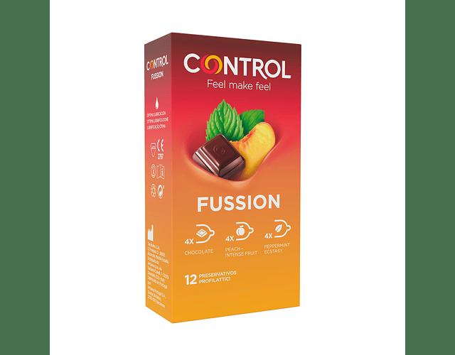 Control Preservativo Fussion x 12 unidades