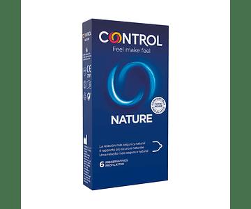 Control  Preservativo Nature x 6 unidades