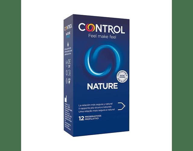 Control Preservativo Nature 12 unidades