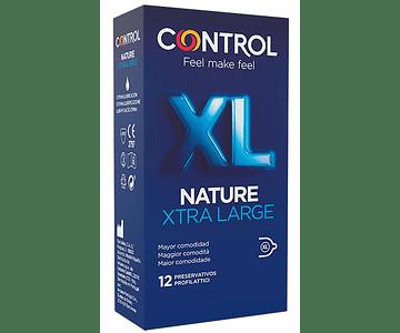 Control Preservativo Nature XL 12 unidades