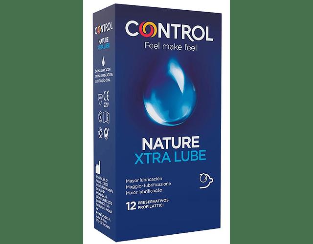 Control Preservativo Xtra Lube x 12 unidades
