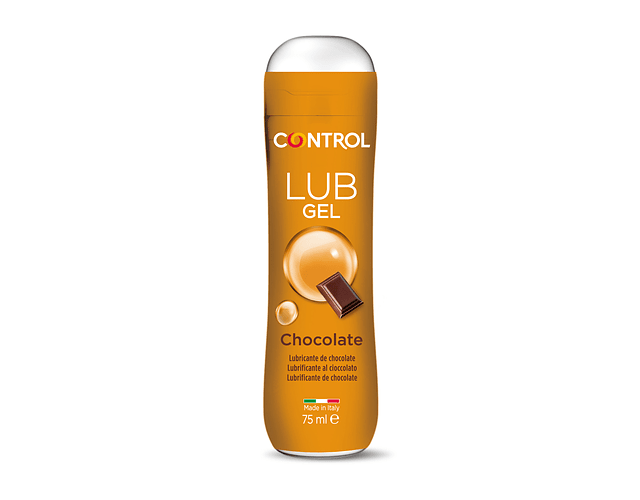 Control Gel Lubrificante Chocolate 75 mL