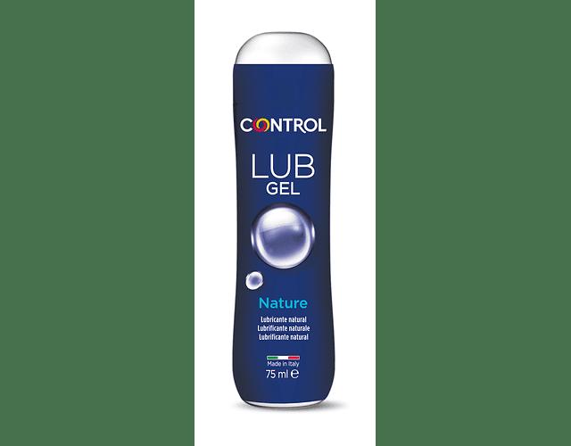 Control Gel Lubrificante Nature 75 mL