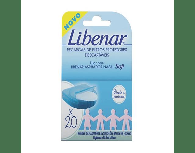 Libenar Recargas para Aspirador Nasal 20 unidades