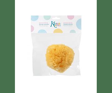 KioKids Esponja de Banho Natural