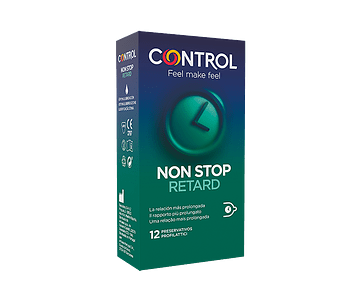 Control Preservativo Retard x 12 unidades