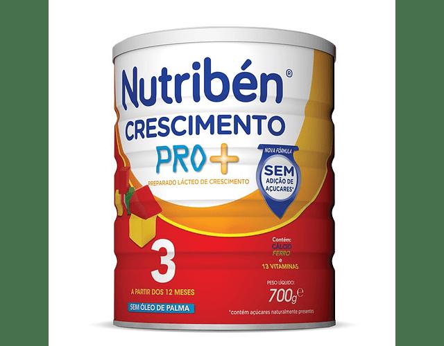 Nutribén Pro+ Leite Crescimento 3 800g