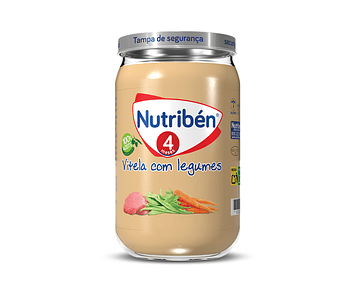 Nutriben Boião Vitela com Legumes 235g