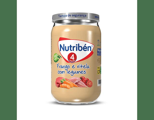 Nutriben Boião Frango e Vitela com Legumes 235g