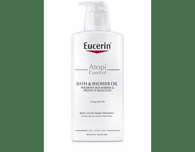 Eucerin AtopiControl Óleo de Limpeza 400 mL