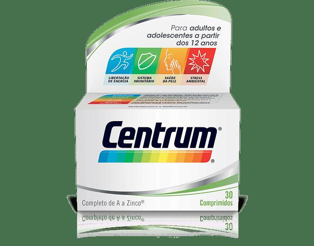 Centrum Multivitamínico 30 comprimidos
