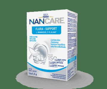 Nestlé Nancare Flora-Support 1,5g x 14 saquetas