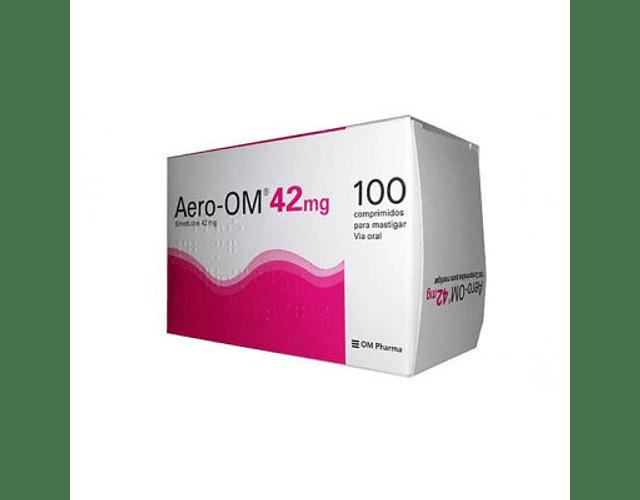 Aero-OM, 42 mg x 100 comp mast