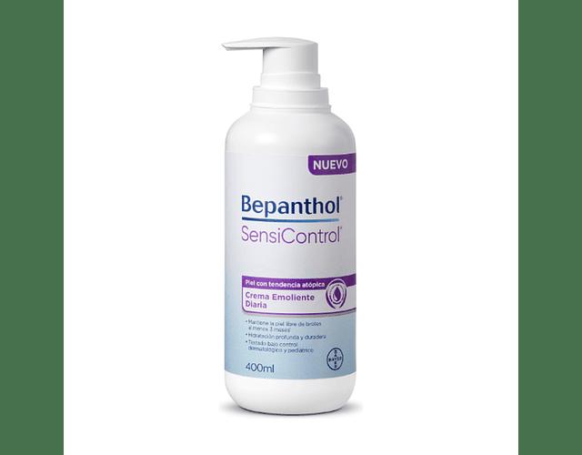 Bepanthen Sensicontrol Emoliente x 400 mL