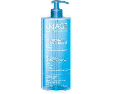 Uriage Surgras Gel de Limpeza 500 mL