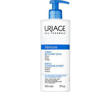 Uriage Xémose Syndet Limpeza 500 mL