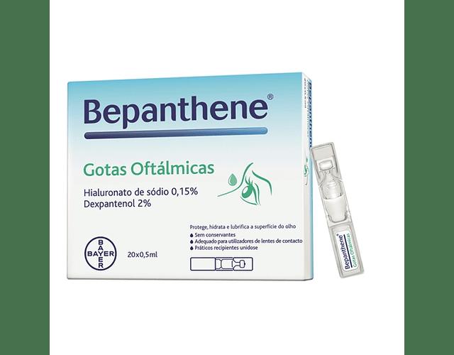 Bepanthene Gotas Oftálmicas 0,5 mL x20