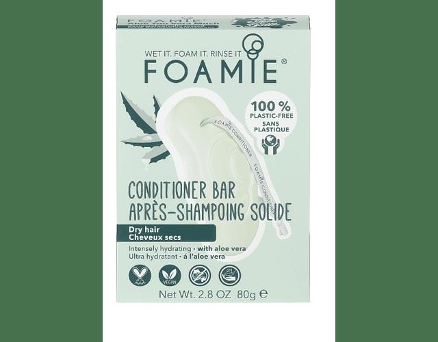 Foamie Condicionador Sólido 80g - Aloe Vera