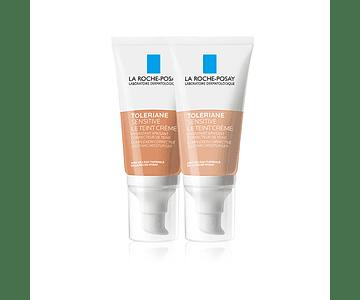 La Roche Posay Toleriane Sensitive Le Teint Creme Médio 50 mL