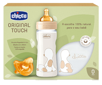 Chicco Conjunto Original Touch