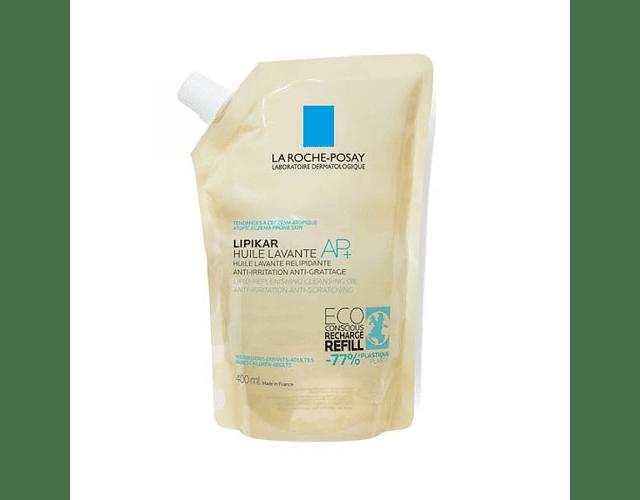 La Roche Posay Lipikar Óleo Lavante AP+ 400 mL Recarga