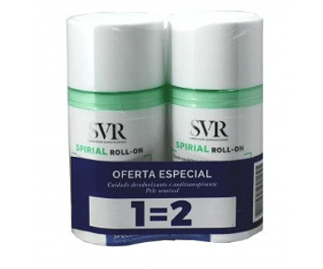 SVR Promo Duo Spirial Deo Roll On 50mL 1=2