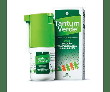 TANTUM VERDE AER BUCAL 0,15% 30ML