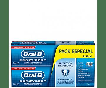Oral B ProExpert Proteção Profissional 2 x 100 mL