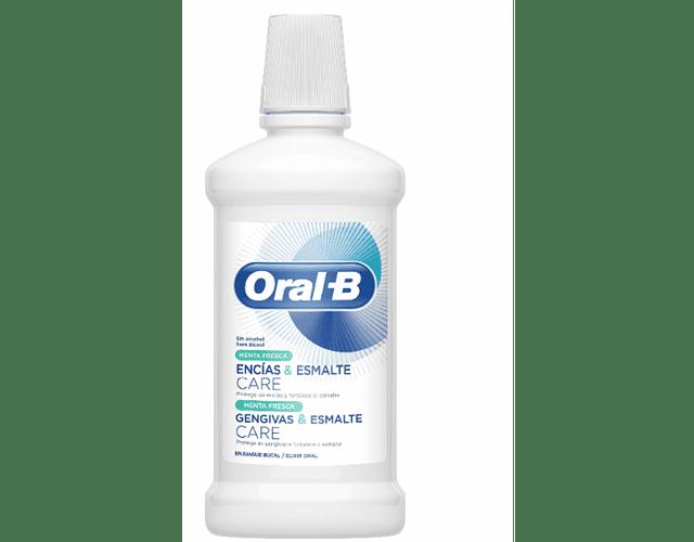 Oral B Elixir Gengivas Esmalte 500 mL