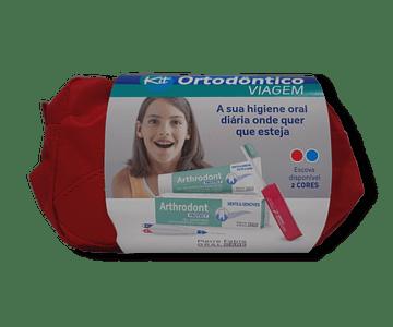 Elgydium Kit de Viagem Ortodontia