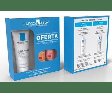 La Roche Posay Toleriane Sensitive Rico 40 mL + OFERTA 2 Vernizes