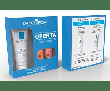 La Roche Posay Toleriane Sensitive Creme 40 mL + OFERTA 2 Vernizes