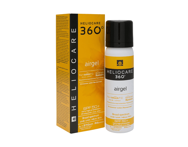 Heliocare 360 Airgel Spf 50+ 60ml