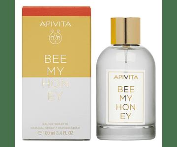 Apivita Eau De Toilette Bee My Honey 100 mL