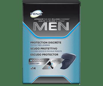 TENA Men Escudos Protetores x 14