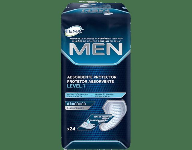 TENA Men Protetor Absorvente Nível 1 x 24