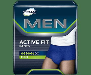 TENA Men Active Fit Pants M x 9