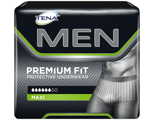 TENA Men Premium Fit M x 12