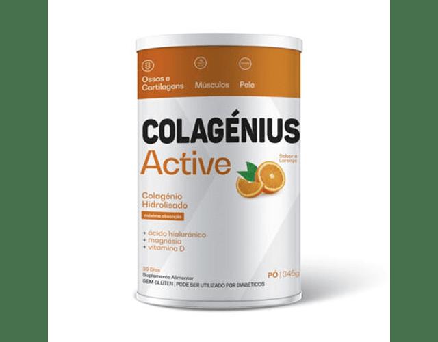 Colagénius Active Laranja 345g