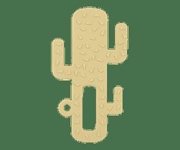 Minikoioi Mordedor Cactus Amarelo