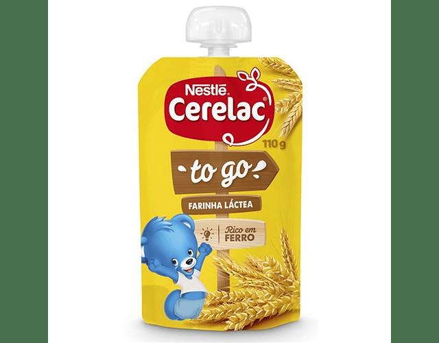 Cerelac To Go Farinha Láctea 110g