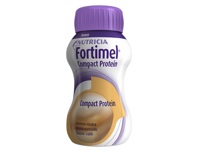 Fortimel Compact Protein Café 4 x 125mL