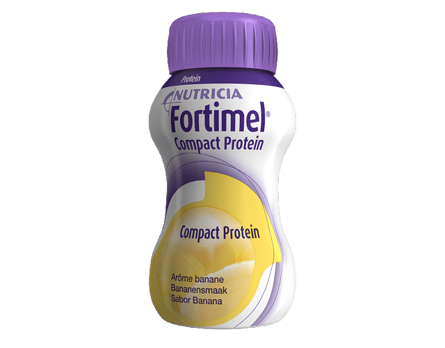 Fortimel Compact Protein Banana 4 x 125mL