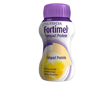 Fortimel Compact Protein Baunilha 4 x 125mL