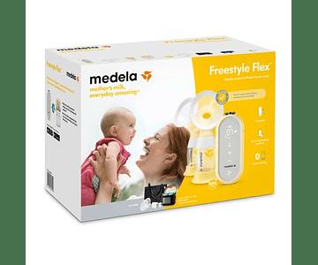 Medela Bomba Extratora de Leite Elétrica Dupla Freestyle Flex