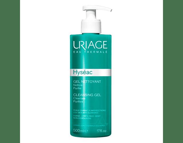 Uriage Hyséac Gel Limpeza Suave 500ml