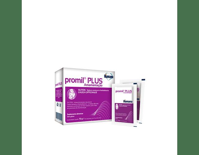 Promil Plus Suplemento 14 x 5gr Carteiras de Pó Oral