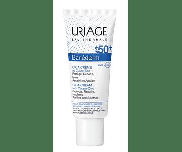 Uriage Protetor Solar Bariéderm Cica-Crème SPF50+ 40ml