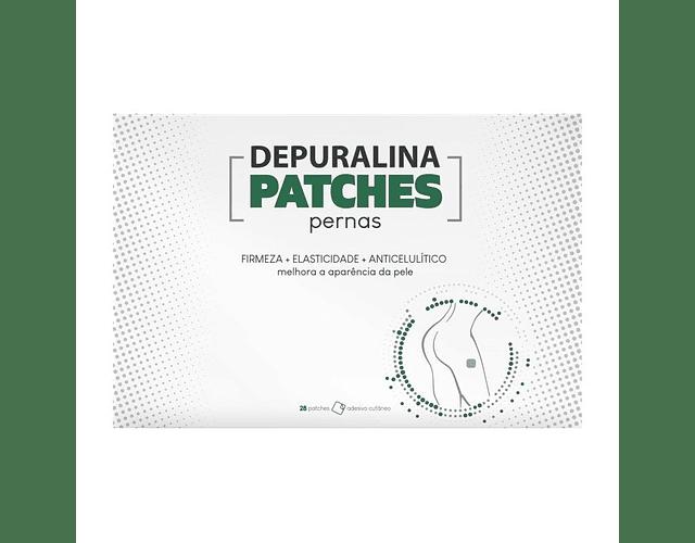 Depuralina Patches Pernas 28 Unidades